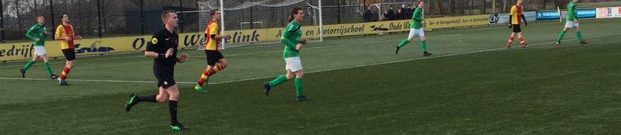 Bjorn Kuiper in actie tijdens Stevo - Heino.
